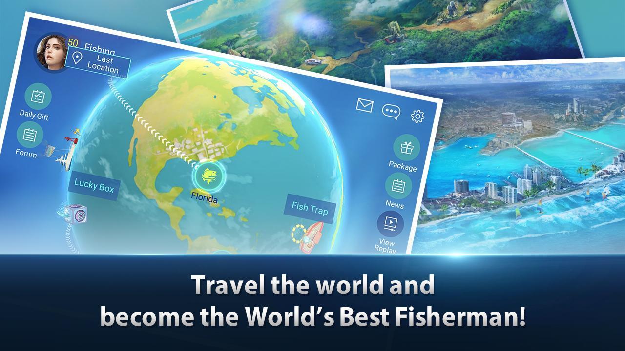 FishingStrike – zrzut ekranu