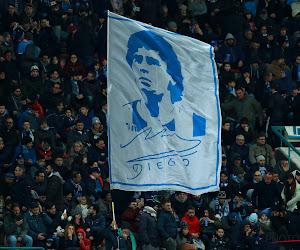 🎥 Boca Juniors salue la fille de Diego Maradona, qui fond en larmes