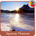 ice melts | Xperia™ Theme icon