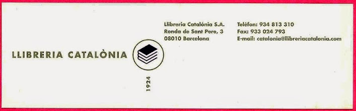 Photo: Llibreria Catalonia (2)