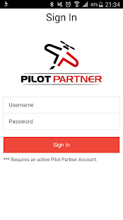 Pilot Partner- screenshot thumbnail