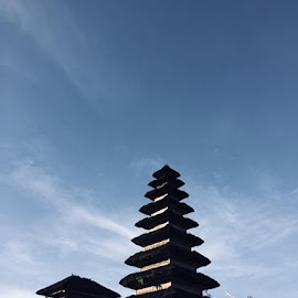 The Island of 1000 Temples by Prabha Pradnyakani - Buildings & Architecture Public & Historical