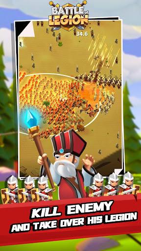 Battle of legion screenshots 4