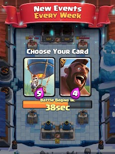 Clash Royale 2.0.1 MOD (Unlimited Gems/Crystal) Apk 10