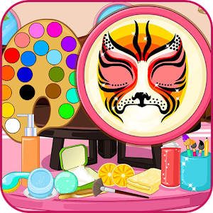 Face painting makevover salon for PC and MAC