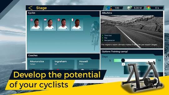 Live Cycling Manager 2 (MOD, Paid) v1.18 4