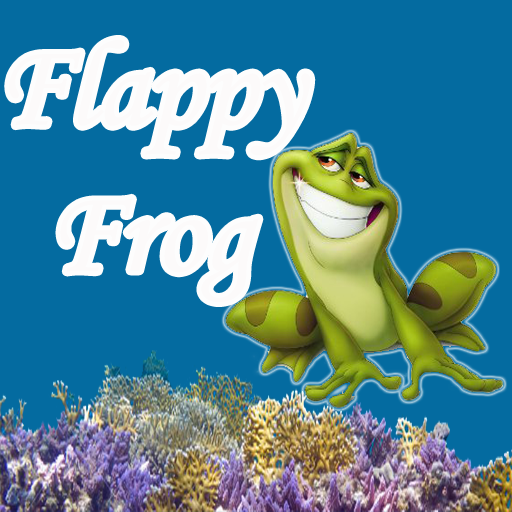 Flappy Frog Game