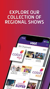 Voot – Watch Colors, MTV Shows, Live News & more App Download For Android and iPhone 3