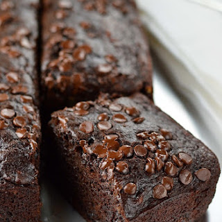 The Best Double Chocolate Banana Cake Ever.