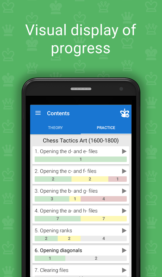Chess Tactics Art (1600-1800)- screenshot