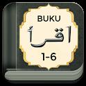 Buku Iqra' 1 2 3 4 5 6 Lengkap Offline icon