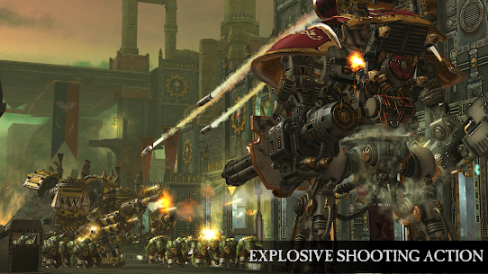 Warhammer 40,000: Freeblade App Download For Android and iPhone 2