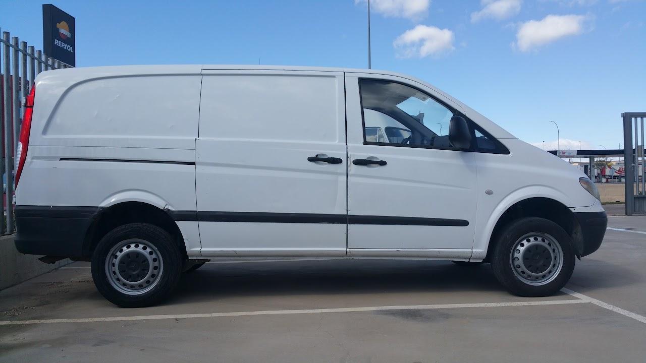alquiler de furgonetas 4x4 en Zaragoza