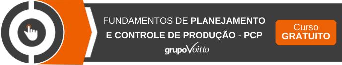 Curso de Fundamentos de Planejamento e Controle de Produção