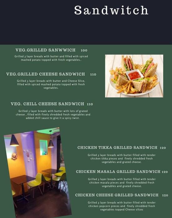 My Cafe menu 7