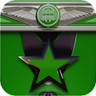 Green Star HD Icon Pack icon