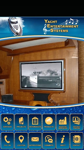 Yacht Entertainment Systems