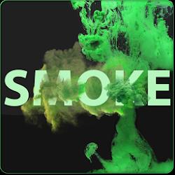 Smoke Effect Name Art