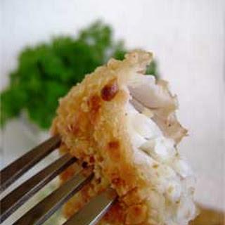 Peanut Crusted Cod