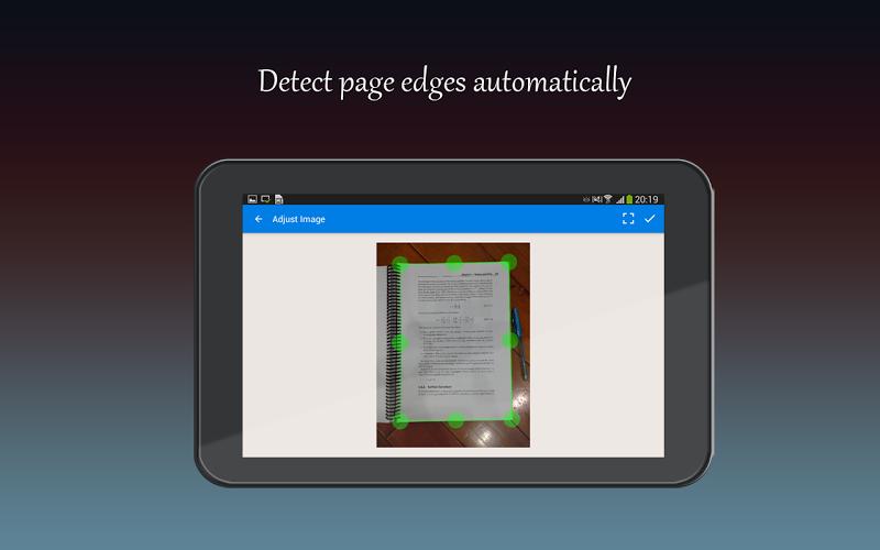 Fast Scanner : Free PDF Scan Screenshot 6