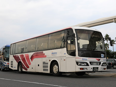西鉄高速バス「桜島号」 4013