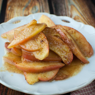 No Sugar Baked Apple Slices Recipes.