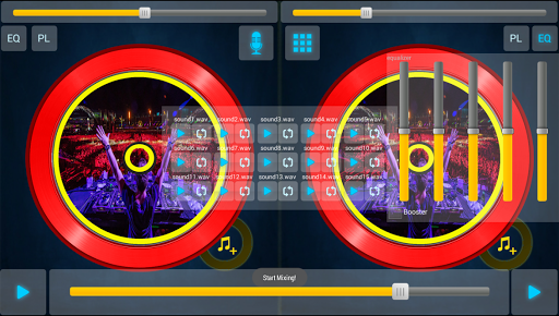 DJ Songs Mixer for PC