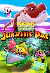 Pac-Man and the Ghostly Adventures - Jurassic Pac