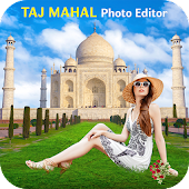Taj Mahal Photo Editor Frame Icon