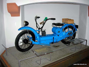 Photo: Slot Augustusburg. Motormuseum.