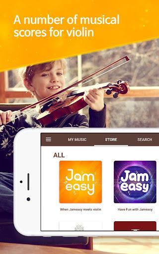 Jameasy for Violin 2.3.3 screenshots 4