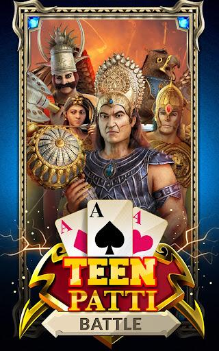 Card Royale: Teen Patti Battle