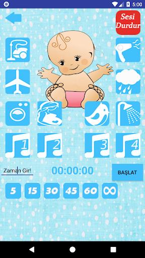 Bebek Uyutma Sesleri Ninnileri 2.5 screenshots 2