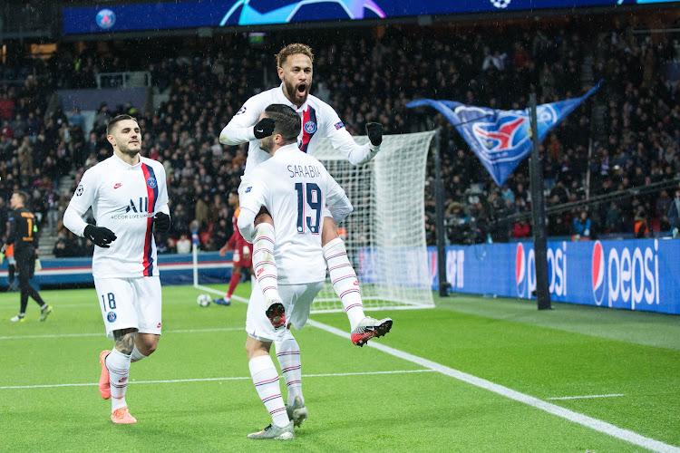 """Un Neymar heureux explique son geste pour Cavani : """"C'est le Matador après tout !"""""""