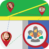 Family and Friend Location Finder-GPS Tracker 360