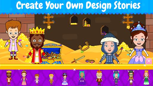 Tizi Town: My Princess Dollhouse Home Design Games 1.1 screenshots 10