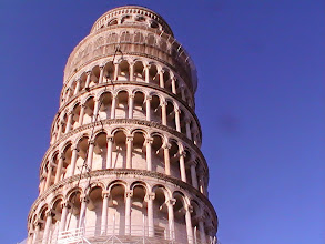 Photo: Leaning Tower of Piza