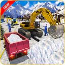 Heavy Snow Excavator Sim 2019- Real Excavation 3D APK