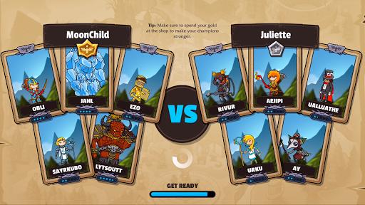 Mini Legends screenshots 4