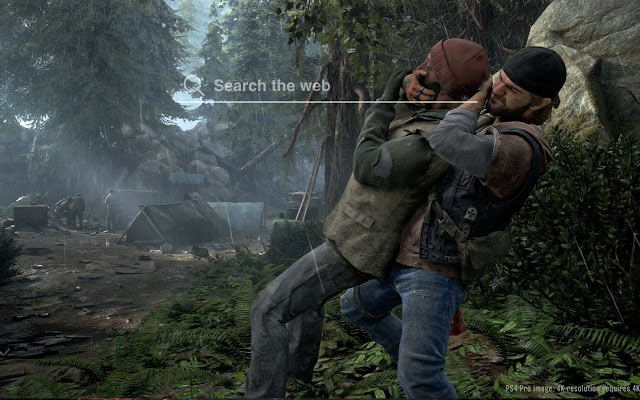 Days Gone HD Wallpapers New Tab Theme