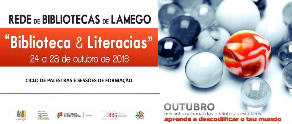 Rede de Bibliotecas debate novas literacias