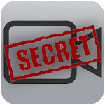 Secret Camera Recorder Icon