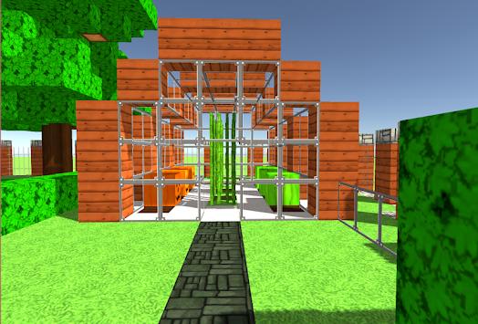 maison pour minecraft id e de construction apk. Black Bedroom Furniture Sets. Home Design Ideas