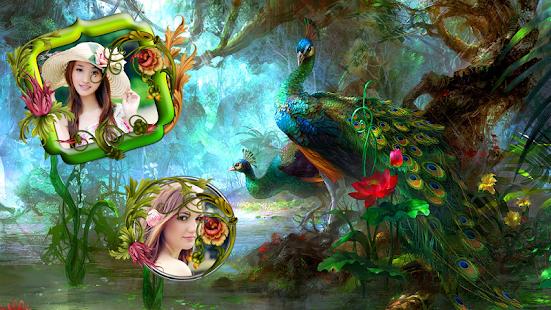 Fantasy photo frame - náhled