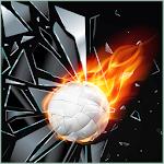 Beach Volley Ball Icon