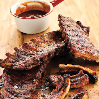 Barbecued Ribs (The Best).
