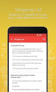 Soup Recipes – Soup Cookbook app 9