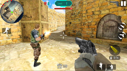 Télécharger Guerre Gun Shoot mod apk screenshots 5