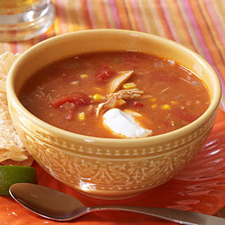 Chicken-Tortilla Soup.