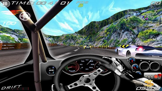 Speed Racing Ultimate 3 Free screenshot
